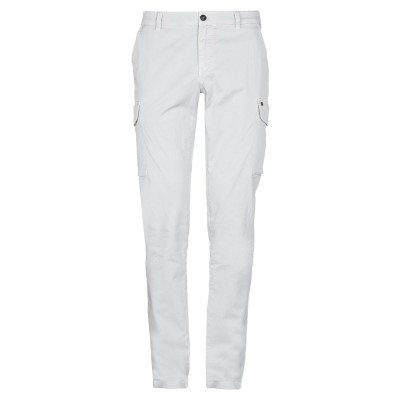 メイソンズ MASON'S パンツ ライトグレー 50 コットン 97% / ポリウレタン 3% パンツ