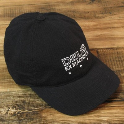 デウスエクスマキナ キャップ Deus Ex Machina DALVEY CAP