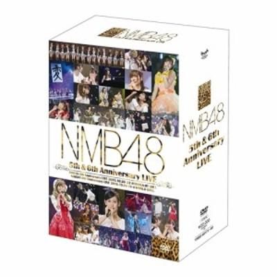 NMB48/NMB48 5th & 6th Anniversary LIVE 【DVD】