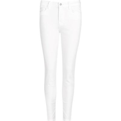 ジェイ ブランド J Brand レディース ジーンズ・デニム ボトムス・パンツ Alana White Skinny Jeans White