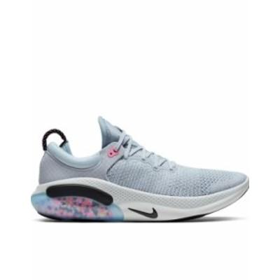 ナイキ メンズ スニーカー シューズ Nike Training Joyride Run Flyknit in gray Gray