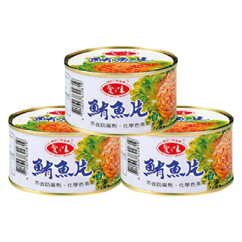愛之味鮪魚片185g