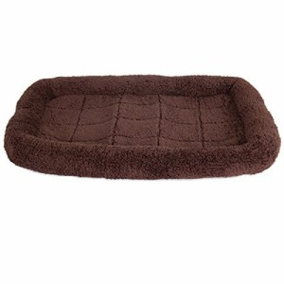 Precision Pet SnooZZy Crate Bed 3000 31 in. x 21 in. Chocolate Cozy by(新古未使用品)