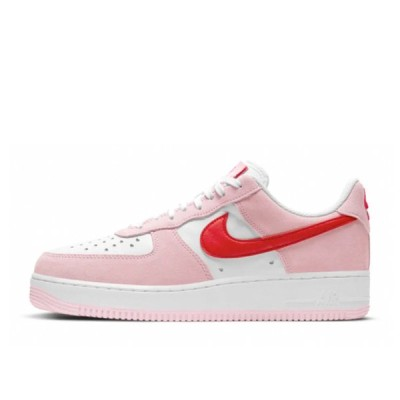 国内正規品 2021 NIKE AIR FORCE 1 LOW 07 VALENTINE'S DAY PINK 【DD3384-600】 新品未使用品