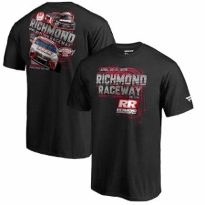 Fanatics Branded ファナティクス ブランド スポーツ用品  Fanatics Branded Richmond Raceway Black 2018 Event Logo