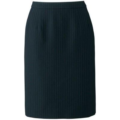 ボンマックス タイトスカート ブラックXグレイ 19号 AS2285-30-19 1着(直送品)
