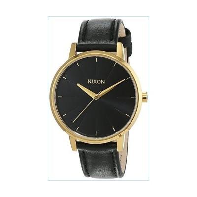 Nixon Women's Quartz Watch Analogue Display and Leather Strap A108513-00並行輸入品