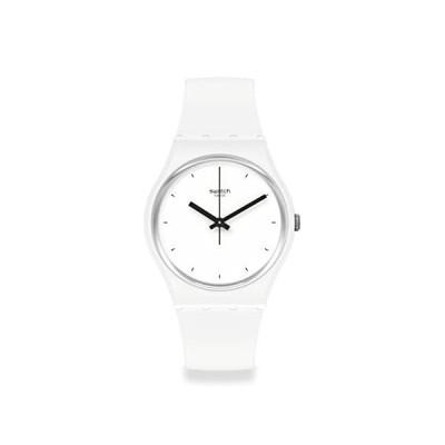 腕時計 スウォッチ メンズ SO31W100 Swatch Gent BIOCERAMIC Standard bio-sourced Material Quartz Silic