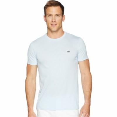 ラコステ Lacoste メンズ Tシャツ トップス Short Sleeve Pima Crew Neck Tee Rill