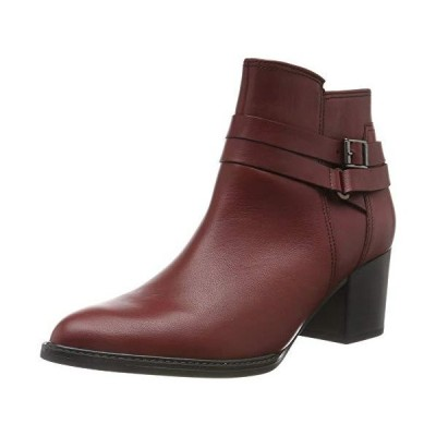 Gabor Woメンズ Comfort Sport Ankle Boots Red Dark Red Micro 58 9 5