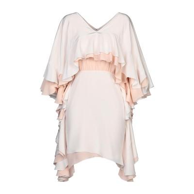 HUISHAN ZHANG ミニワンピース&ドレス ライトピンク 8 シルク 100% ミニワンピース&ドレス