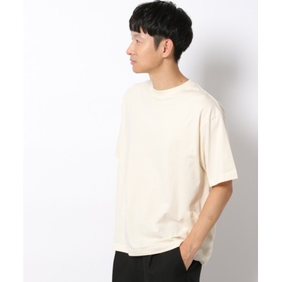LAKOLE / 20コーマサイドポケットTシャツ / LAKOLE MEN トップス > Tシャツ/カットソー