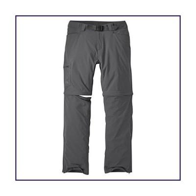 Outdoor Research Men's M's Equinox Convert Pants-Short, Charcoal, 38【並行輸入品】