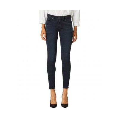 Hudson Jeans ハドソン ジーンズ レディース 女性用 ファッション ジーンズ デニム Nico Mid-Rise Super Skinny in Inked Pitch - Inked Pitch