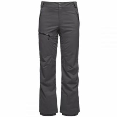 ブラックダイヤモンド Black Diamond メンズ スキー・スノーボード ボトムス・パンツ BoundaryLine Insulated Pant Black