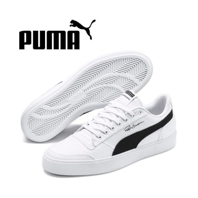 (PUMA/プーマ)プーマ PUMA ラルフサンプソン バルク キャンバス スニーカー メンズ RALPH SAMPSON VULC CANVAS ホワイト 白 37219301'/メンズ その他