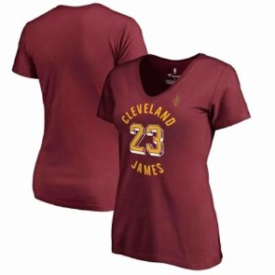 Fanatics Branded ファナティクス ブランド スポーツ用品  Fanatics Branded LeBron James Cleveland Cavaliers Womens