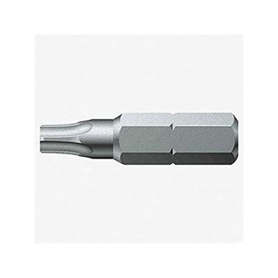 "Wera Series 1 867/1 Z Sheet Metal Bit, TORX W TX 10 Head x 1/4"" Drive (Pack"