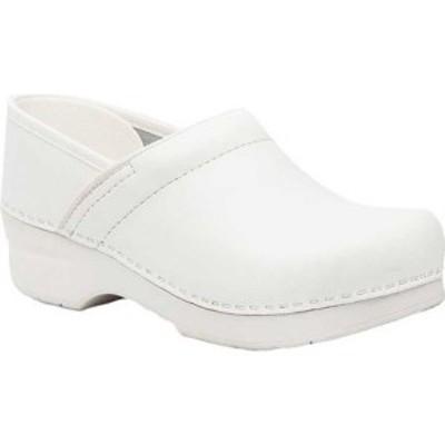 ダンスコ Dansko レディース クロッグ シューズ・靴 Professional Clog