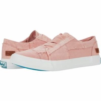 ブローフィッシュ Blowfish レディース スニーカー シューズ・靴 Marley Dusty Pink Colorwashed Canvas