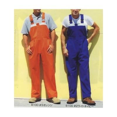 オーバーオール ツナギ服 つなぎ服 作業着 作業服 メカニックスーツ ヤマタカ(Y8101)