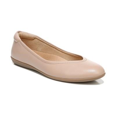 ナチュライザー サンダル シューズ レディース Vivienne Flats Barely Nude Leather