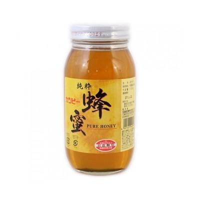 カンピー 純粋蜂蜜 1000g