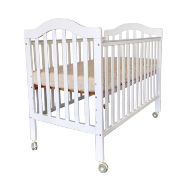 喬依思 La joie Bella 貝拉 嬰兒中床/嬰兒床(附床墊)