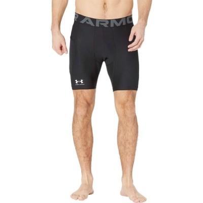 アンダーアーマー Under Armour メンズ ショートパンツ ボトムス・パンツ Heatgear Armour Shorts Black/Pitch Gray