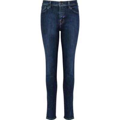 ジェイ ブランド J Brand レディース ジーンズ・デニム ボトムス・パンツ Ruby dark blue slim-leg jeans Blue