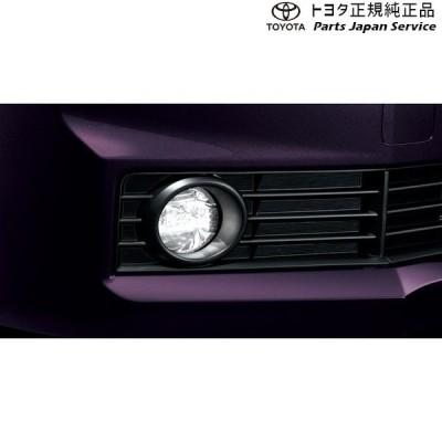 140系スペイド LEDフォグランプ(インテリジェントクリアランスソナー無車用) トヨタ NSP141 NCP145 140SPADE TOYOTA