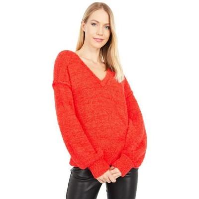 サンクチュアリー レディース ニット・セーター アウター V-Neck Cozy Sweater