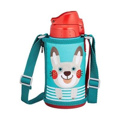 タイガー 水筒 600ml コロボックル ステンレスボトル スポーツ 直飲み コップ付 2WAY ウサギ MBR-B06GAR