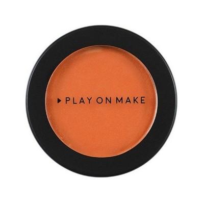 PLAY ON MAKE プレイオンメイク ブルームチーク PM-0016 カクタスオレンジ