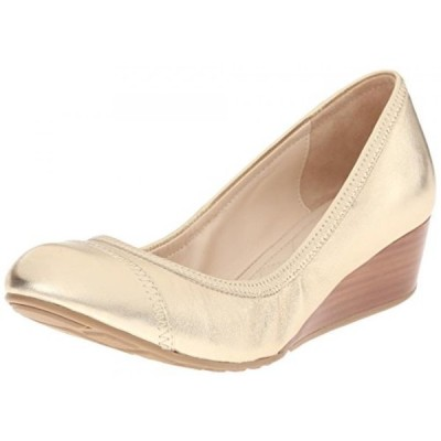 コールハーン レディース パンプス Cole Haan Women's Tali Cap Toe 40 Wedge Pump