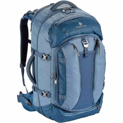 エーグルクリーク Eagle Creek メンズ バックパック・リュック バッグ Global Companion 65L Travel Pack Smoky Blue