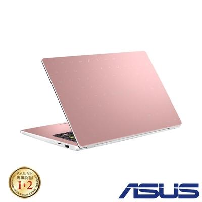 ASUS E410MA 14吋筆電 (N5030/8G/256G SSD/LapTop/玫瑰金)