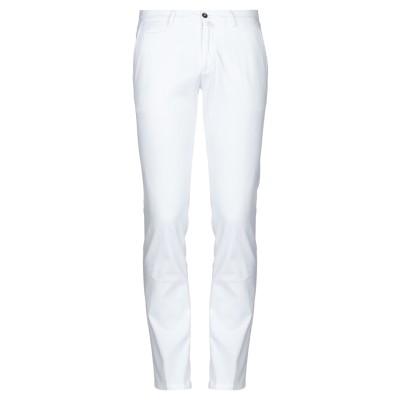 BRIGLIA 1949 パンツ ホワイト 48 コットン 97% / ポリウレタン 3% パンツ