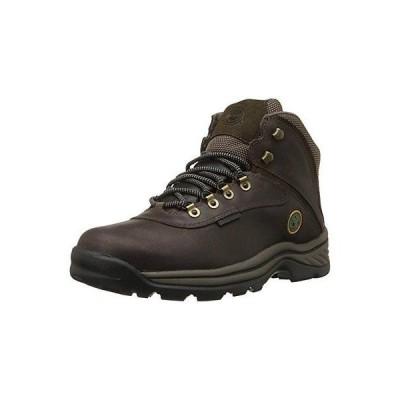 ティンバーランド ブーツ Timberland 12135 メンズ ホワイト Ledge Mid WP ブーツ Gaucho 1 Dark Brown