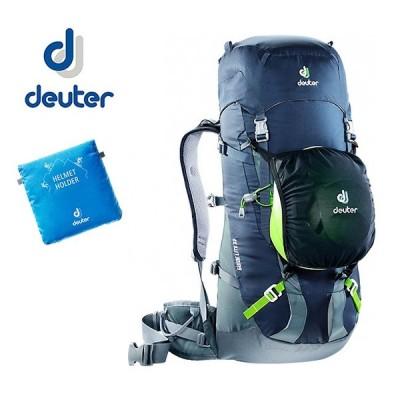Deuter ドイター ヘルメットホルダー D3922321-7000 バックパック ヘルメットカバー メッシュ キャンプ アウトドア