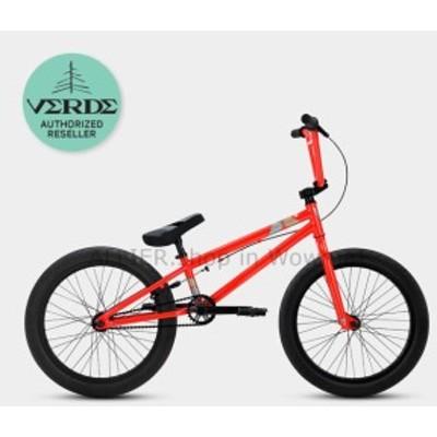 BMX 2019ヴェルデヴェクトラ20? フリースタイルBMXバイク+無料のステッカーシート  2019 Verde Vectra