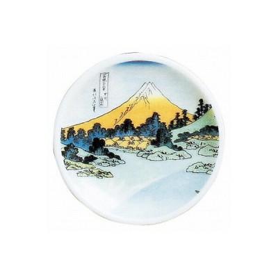 陶里 第30集 マグネットプレート北斎(逆さ富士) 86539-380