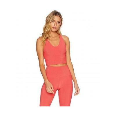 Beach Riot ビーチライオット レディース 女性用 ファッション アクティブシャツ Ruby Top - Hibiscus