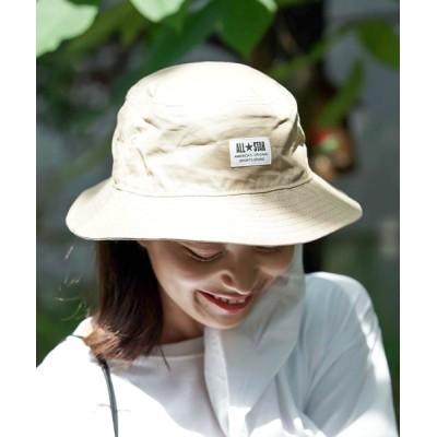 JEANS MATE / 【CONVERSE/コンバース】ホワイトラベルバケットハット WOMEN 帽子 > ハット