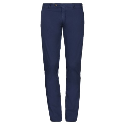 ベルウィッチ BERWICH パンツ ブルー 48 コットン 98% / ポリウレタン 2% パンツ