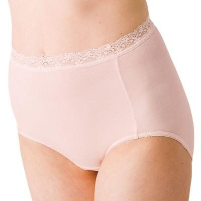 肌着 女性下着 インナー ショーツ 婦人用 薄手 冷房対策  日本製   3348 薄手インナー ハイウエストショーツ