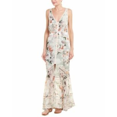 Maxi  ファッション ドレス We Are Kindred Magnolia Maxi Dress
