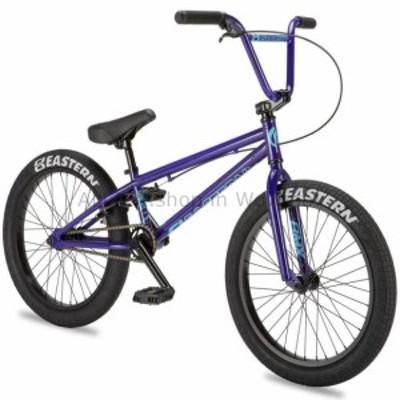 "BMX Eastern 20 ""BMXコブラ自転車フリースタイルバイク3ピースクランクパープル2019新機能  Eastern 2"