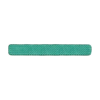 ラバーメイド HYGEN TM マイクロファイバー ドライパッド 91cm 緑 FGQ43600GR00 0086876170047