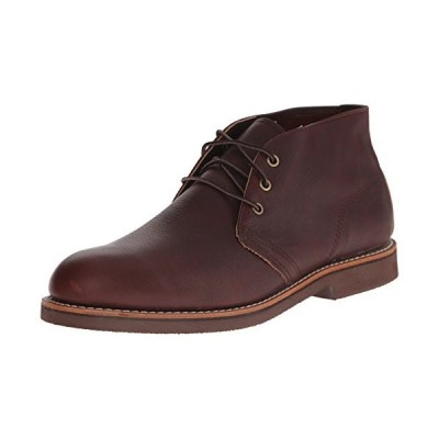 Red Wing Heritage Men's Chukka Lace Up, Briar Oil Slick, 8 D US【並行輸入品】